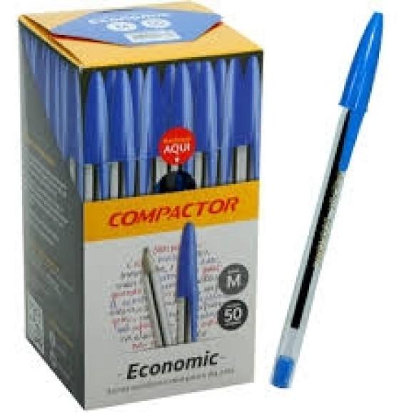 Caneta Compactor Economic C/50