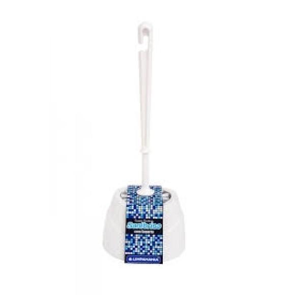 Escova Sanitária 303 C/Suporte 5208  Brisa Limpania