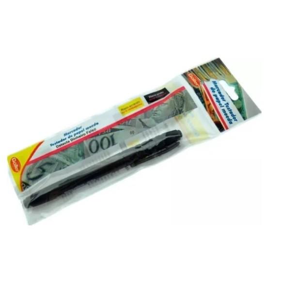 Caneta testador moeda falsa 7059 20742 g-742 daiwa