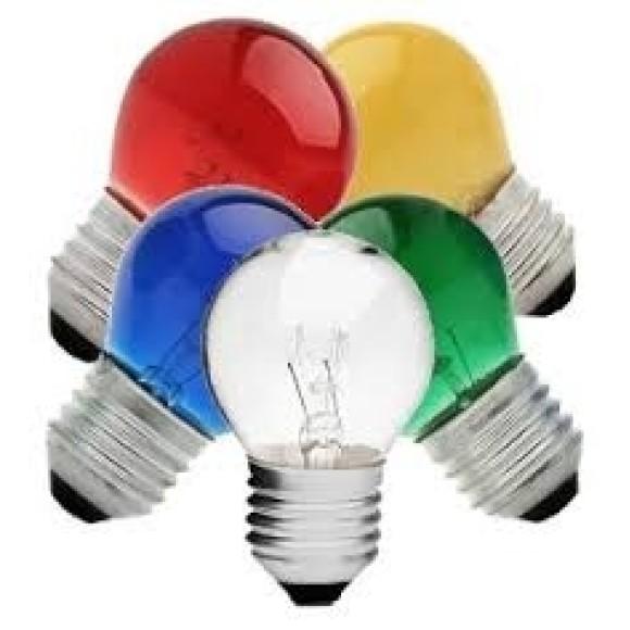 Lampada bolinha sort c/25 8484/8485/8486/8494